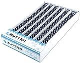 Zutter Owire 1-Inch, 6-Piece, Black