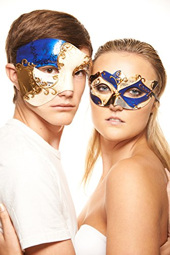His a (His And Hers Masquerade Ball Masks)