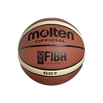 Molten GG7 - Balón de baloncesto (tamaño 7): Amazon.es: Deportes y ...