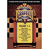Rock & Roll Graffiti  Volumes 1, 2 and 3 -  DVD