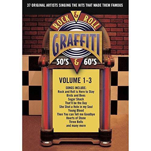 Rock & Roll Graffiti  Volumes 1, 2 and - Graffiti Junior