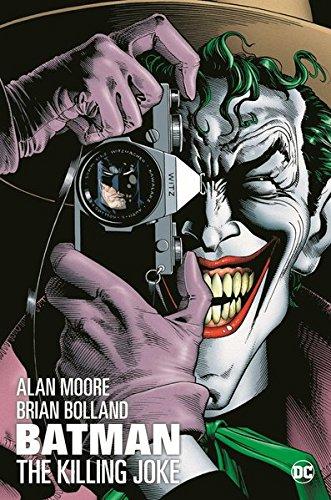 Batman Deluxe: The Killing Joke Gebundenes Buch – 11. Juli 2017 Alan Moore Brian Bolland Steve Kups Panini