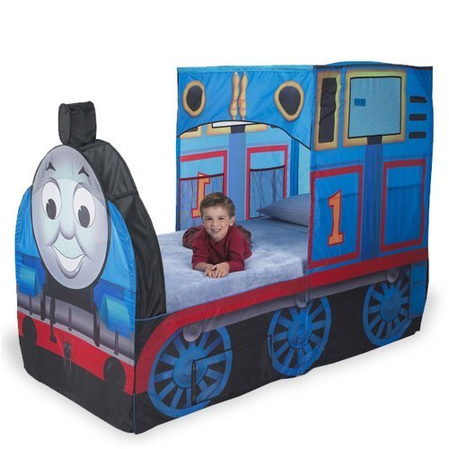 sc 1 st  Amazon.com & Amazon.com: Playhut Thomas the Tank Bed Topper: Toys u0026 Games