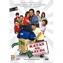 Katas Ng Saudi - Philippines Filipino Tagalog DVD Movie