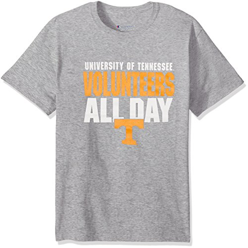 - NCAA Men's Champ Short Sleeve Local T-Shirt Tennessee Volunteers Small
