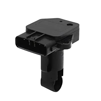 X AUTOHAUX Mass Air Flow Meter MAF Sensor 22680-AA31A for for 2003-2008 Subaru Forester