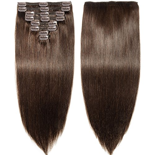 Extensions 2 Piece Hair Human - s-noilite 10