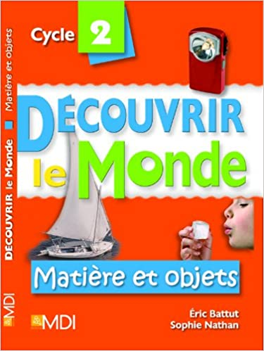 Livre gratuits Matière et objets - Cycle 2 Pochette (178p) + CD format word pdf, epub