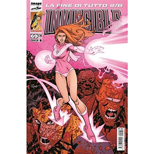 Invincible N° 69 Saldapress ITALIANO #MYCOMICS Robert Kirkman Cover A