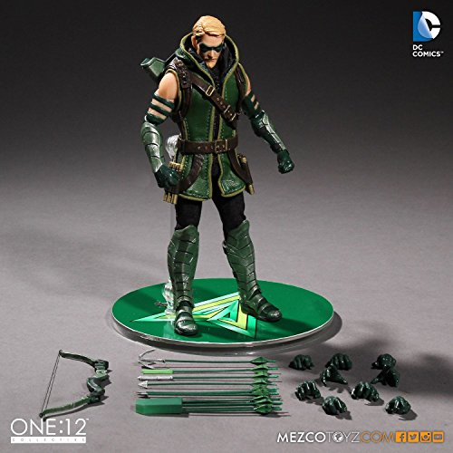 DC Universe One:12 Collective Greeen Arrow 6.5