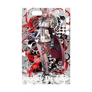 iphone5s Phone Case White Eclair Farron Final Fantasy WQ5RT7434047