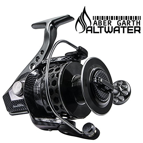 Fishing Reels Saltwater Spinning Reel for Inshore Beach Surf Long Casting Fishing Offshore Trout Boat Kayak Jigging Fishing and Freshwater Bottom Bass Fishing Rod and Reel Combo Saltwater Reel 7500