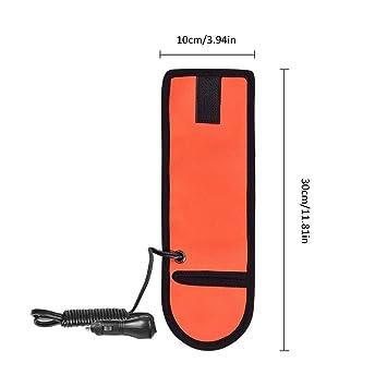 Cubierta de la taza de calefacción del coche USB Taza de ...