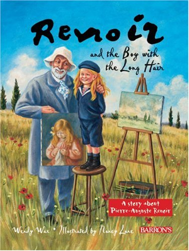 Renoir and the Boy with the Long Hair by Brand: Barron's Educational Series (Image #2)