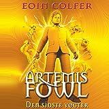Den sidste vogter (Artemis Fowl 8)