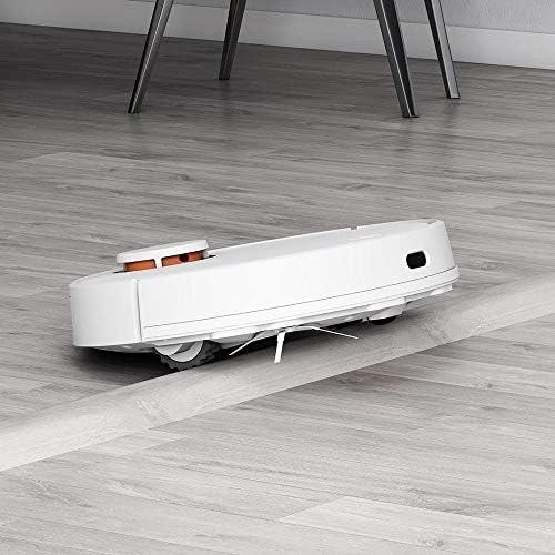 Balayage Mopping Robot Aspirateur Lavage Pour La Maison Automatique Poussière Stériliser Cyclone Aspiration Smart Prévu