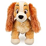 Disney Lady Plush - Lady and the Tramp - Medium - 14 Inch