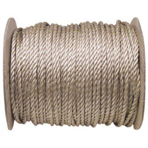 Wellington CORDAGE 14188 3/8 X 600 Unmanilla Rope
