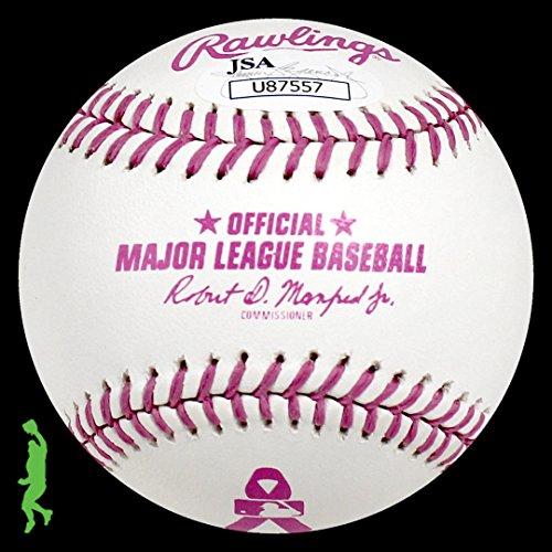 d004715e610 Autographed Bo Bichette Signed Mothers Day MLB Baseball Ball Blue Jays - JSA  Certified