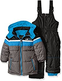 iXtreme Boys' Colorblock Snowsuit