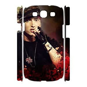 WAKEUP Eminem Customized Gifts Hard 3D Case For Samsung Galaxy S3 I9300