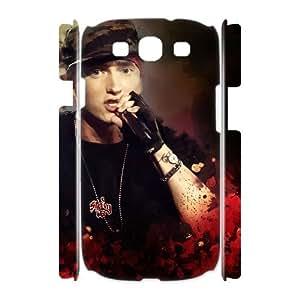HXYHTY Eminem Customized Hard 3D Case For Samsung Galaxy S3 I9300