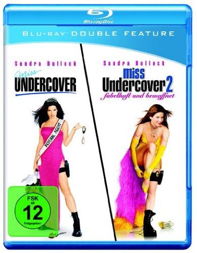 Miss Undercover 1+2 - Box-Set