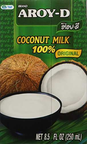 100% Coconut Milk