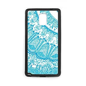 FLYBAI Cute Pattern Phone Case For Samsung Galaxy note 4 [Pattern-5]