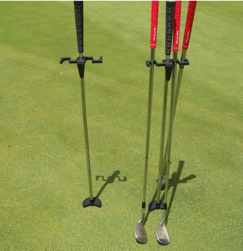 The Golf Butler ~ Golf Club Holder Caddy (Golf Club Caddy)
