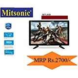 """Mitsonic 16"""" Inches LED Television TV (Book order after 10.2.2018-arriving soon)"""