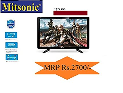 STAR16 Inches LED Television TV (Book Order After 10 2 2018-arriving Soon)