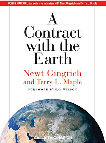 A Contract with the Earth by Brand: Tantor Media