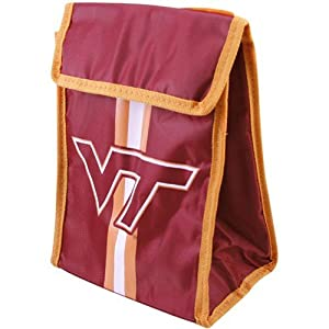 FOCO NCAA Virginia Tech Hokies Lunch Bag