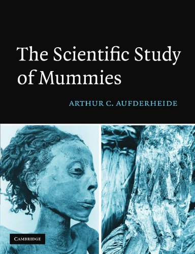 The Scientific Study of Mummies Paperback por Arthur C. Aufderheide