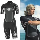 Sea Doo Ladies Vibe Wetsuit Size 8 Grey 2864232809