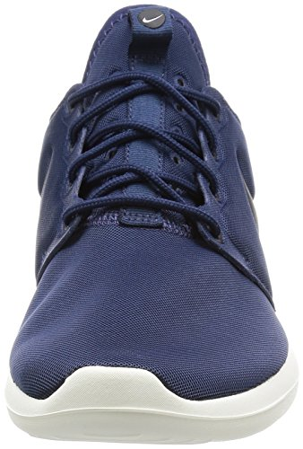Uomo volt Azul Nike Corsa Midnight Black Scarpe Two Navy Roshe sail da P4TO4Xq