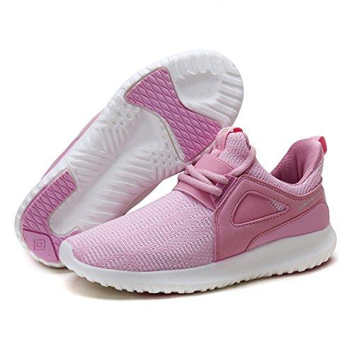 Dröm Par Kvinnor 170.362-w Fashiong Löparskor Sneakers Rosa