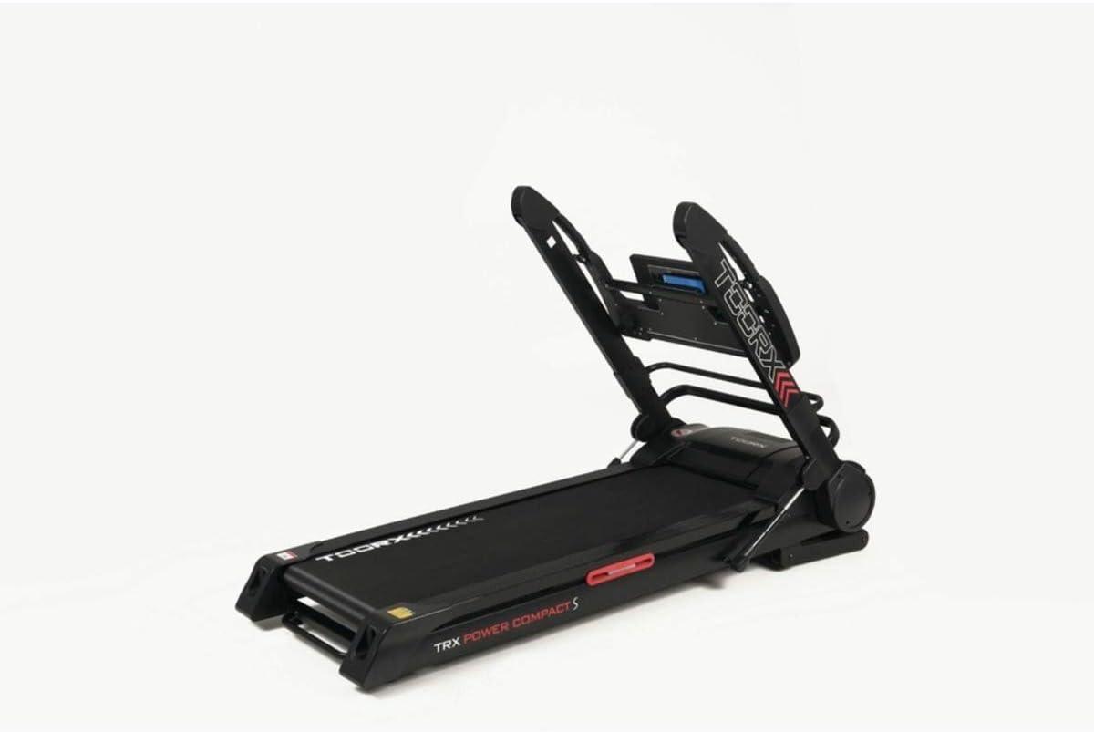 Toorx Tapis Roulant TRX Power Compact S HRC Fascia Cardio Inclusa