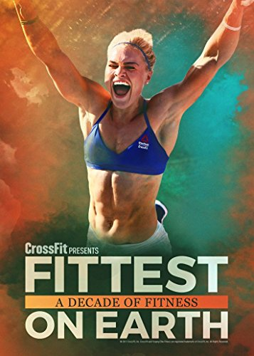 Fittest on Earth: A Decade of Fitness ~ Original 27x40 Movie Poster