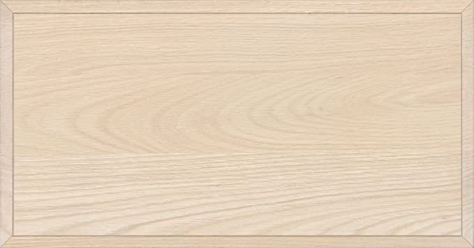 6H x 8W Unfinished Shaker Drawer Fronts in MDF by Kendor