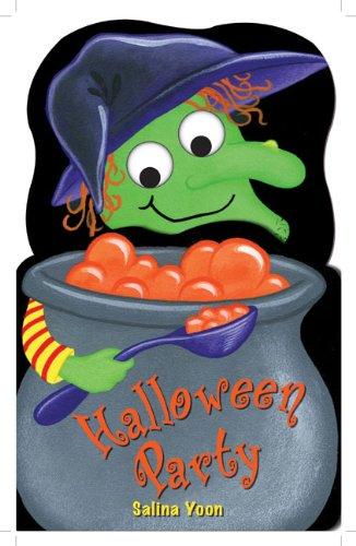 Halloween Party (Salina Yoon Books) -