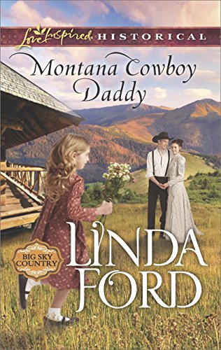 book cover of Montana Cowboy Daddy