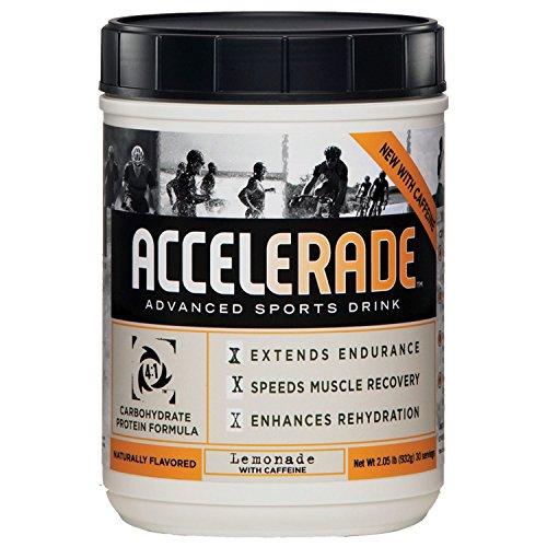 Accelerade Lemonade Advanced Sports Drink Mix - 30 (Accelerade Fruit Punch)