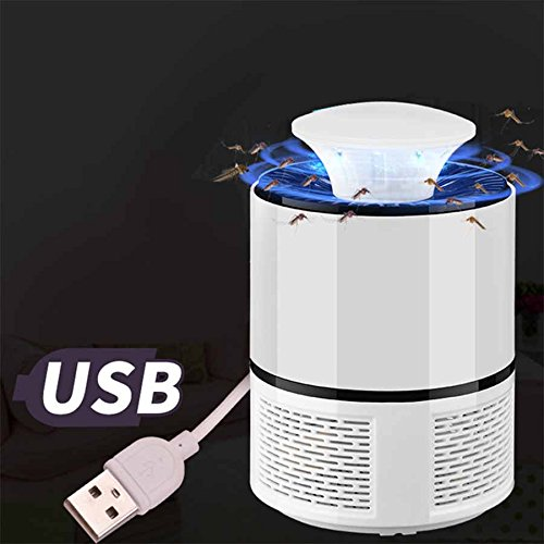 LMID Electric Mosquito Killer lamp led Bug Zapper led Mosquito Lure Trap lamp Night Light Anti Anti moustique lamp USB 110V/220V