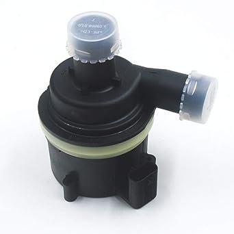 Fincos - Bomba de agua auxiliar para Audi A1 RS4 RS5 RS6 RS7 VW ...