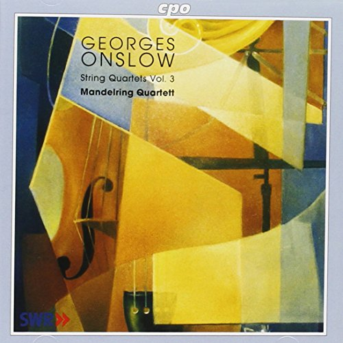 Onslow: String Quartets, Vol 3 (Best French Phrases To Know)