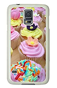 Samsung Galaxy S5 Many confectionery PC Custom Samsung Galaxy S5 Case Cover White