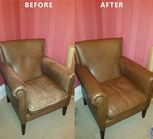 Furniture Clinic Leather Re-Coloring Balm Renew And