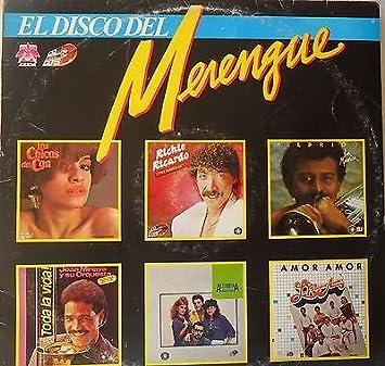 EL DISCO DEL MERENGUE-LA BAMBA-MARCELA-ASESINA-FIEBRE-MACUMBA SEÑORA VG++1987 - EL DISCO DEL MERENGUE-LA BAMBA-MARCELA-ASESINA-FIEBRE-MACUMBA SEÑORA ...